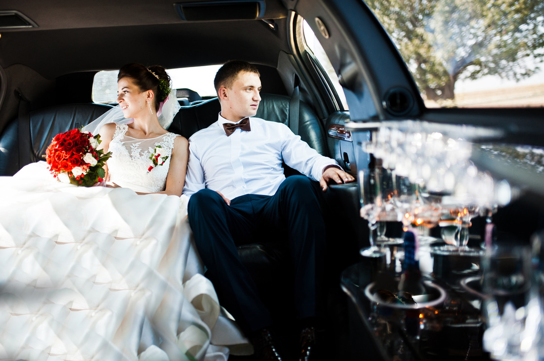 Wedding limo Burnaby