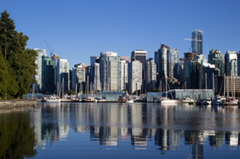 Sightseeing limousine service from Burnaby Limos