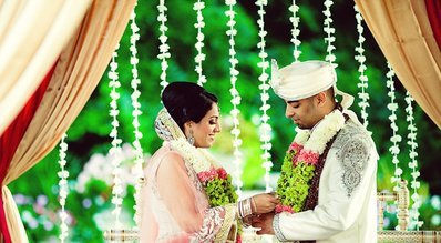 Indian wedding limo packages